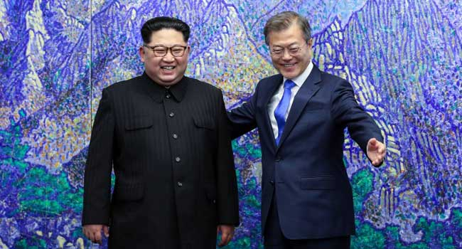 US team in NKorea raises expectations of a Trump-Kim summit