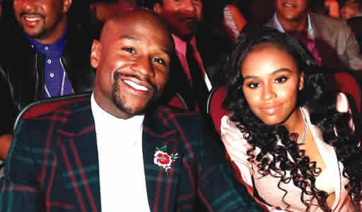 Image result for Mayweather buys $5m ring for daughter