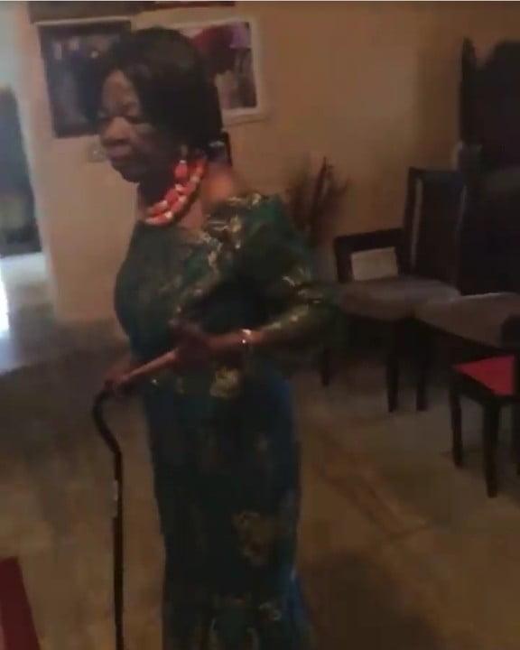 aguyi2 1 - Ex First Lady, Mrs Aguiyi-Ironsi Celebrates Her 96th Birthday In Grand Style