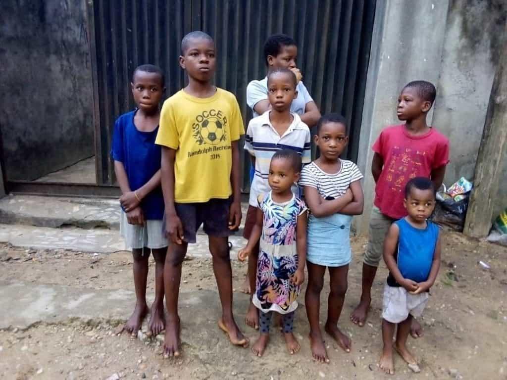 5f60ec2097ee3 1024x768 - Photos: We Sell The Children Between 200k & 400k – Suspected Child Traffickers