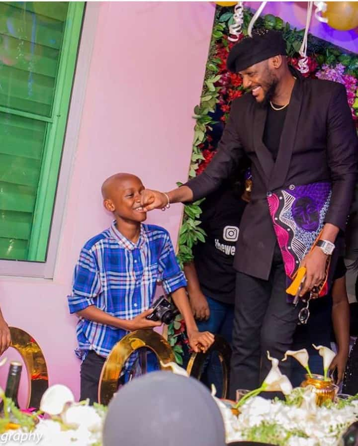 5f6789b3d2d01 - Lovely Photos Of Tuface's Kids Emerges Online As He Turns 45
