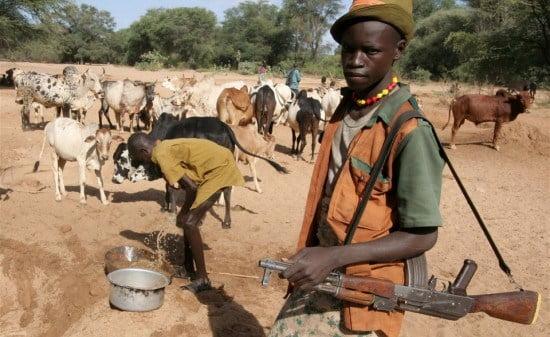 cattle rustler