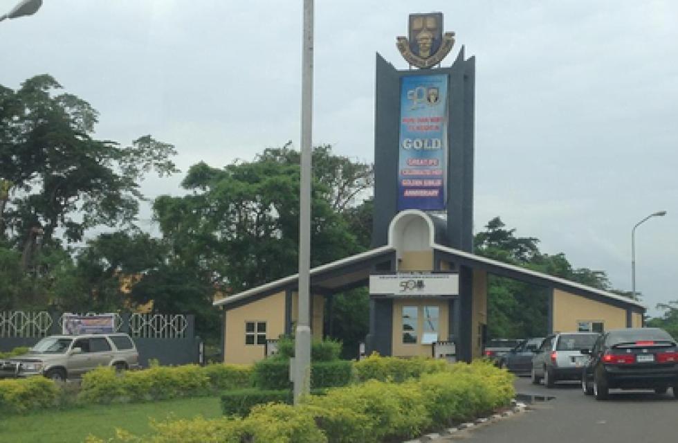 Obafemi Awolowo University, Ile-Ife.