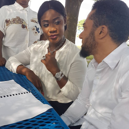 mercy-johnson-and-majid
