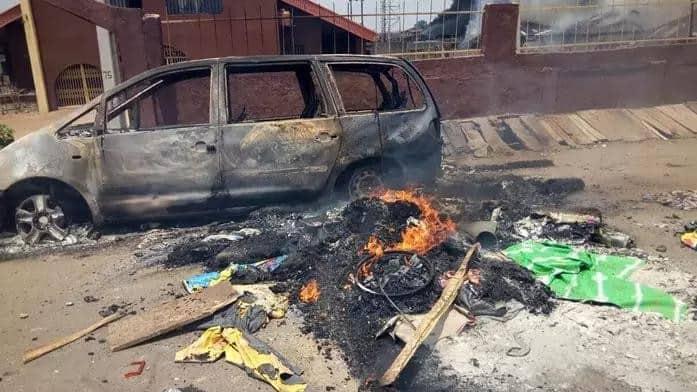 5 people killed as Hausas and Yorubas clash in ile-Ife