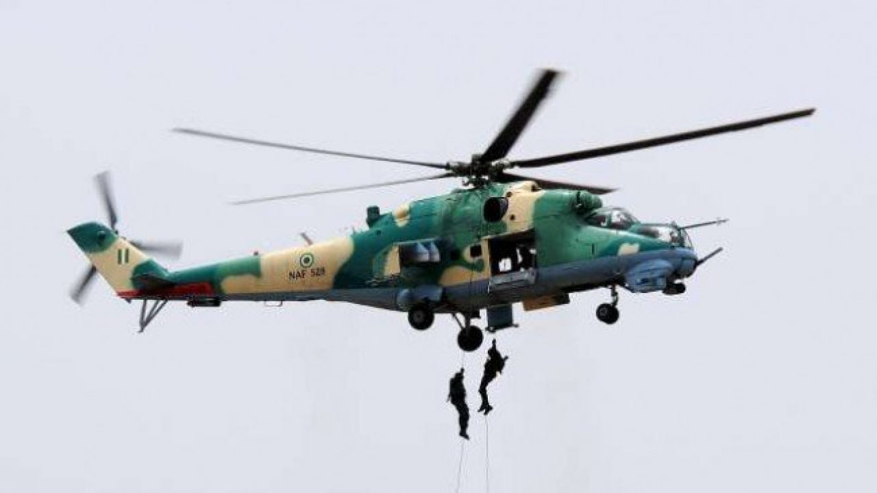 How To Apply For Nigerian Air Force Recruitment 2019