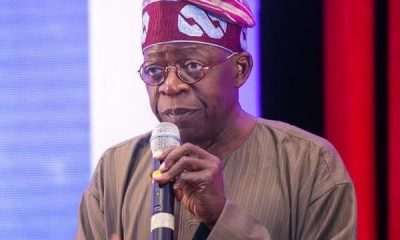 What Tinubu Said About Jakande Becoming President