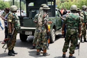BREAKING: Soldier Shoots Customs Officer Dead At Seme Border