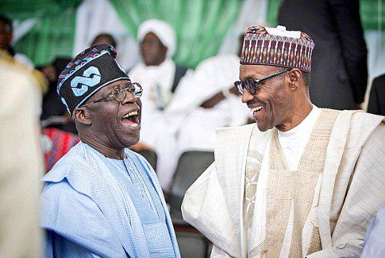 buhari tinubu - Group Reveals How Tinubu Is Plotting To Remove Buhari Before 2023