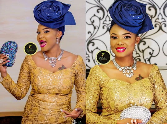 Iyabo Ojo replies blogger
