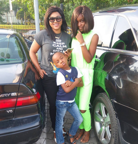 mercy-aigbe-and-kids-1