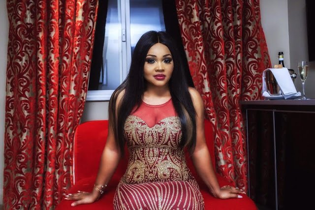 Image result for Red dress controversy: Mercy Aigbe breaks silence