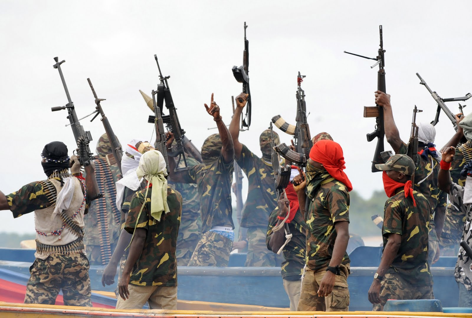 niger delta - Ruga Settlement: Niger Delta Militants Issue Strong Warning To Northern Youths, Buhari