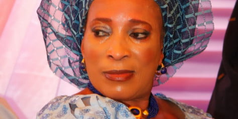 Atiku's Wife, Titi Shows Her Dancing Skills Ahead Presidential Election (Video)