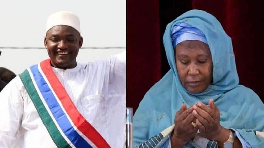 Adama-Barrow-and-Fatoumata-Tambajang