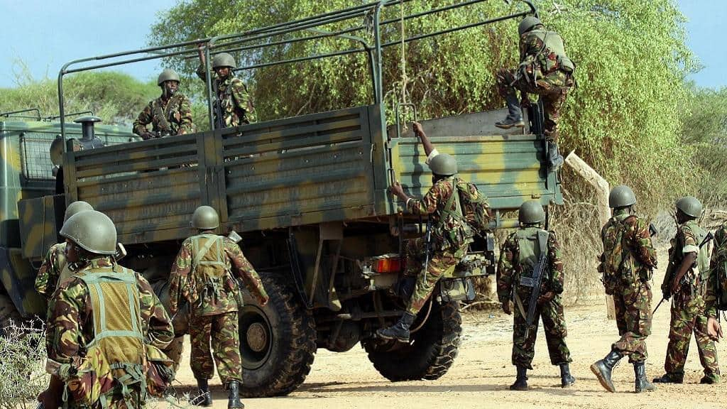 Al-Shabaab attack Kenyan military base in Somalia