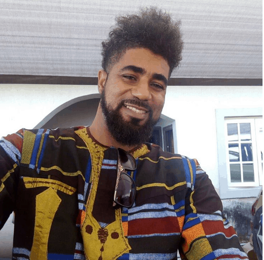 Big Brother Naija Contenstant Thin Tall Tony