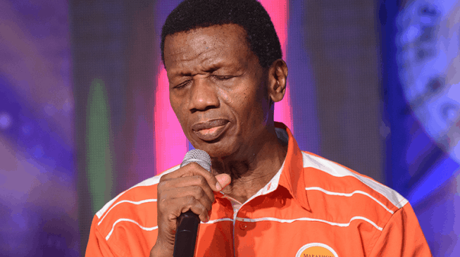 Pastor Adeboye Warns Men Over Women Who Can't Cook