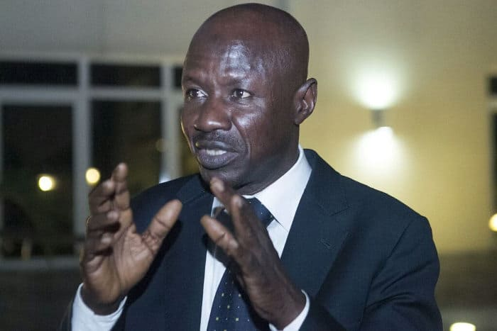 Ibrahim Magu EFCC Acting Chairman - Magu Makes Strong Allegations Against Governor To Increase Security Vote