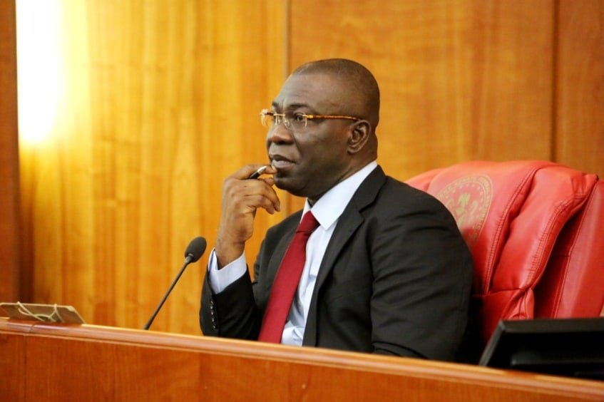 Ekweremadu Says He Won't Run For Senate Again