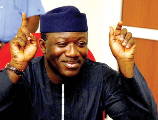My appointees betrayed me after I lost election - Fayemi