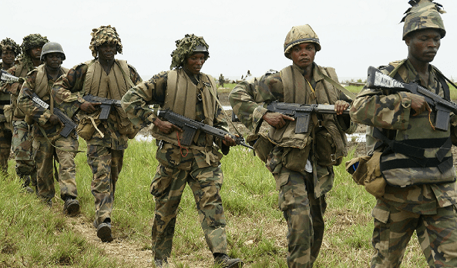 Breaking: Soldier Kills Four Nigerian Army Colleagues, Commits Suicide