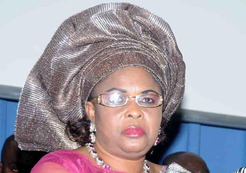 Patience Jonathan - EFCC Wins Case On Forfeiture Of $8.4 Million Allegedly Linked To Patience Jonathan