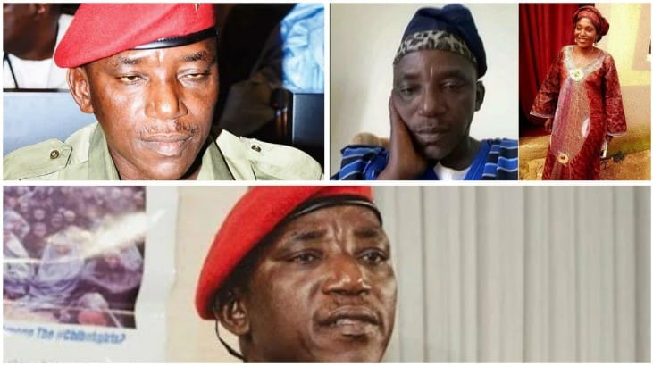 Sports Minister, Solomon Dalung's First Wife Is Dead