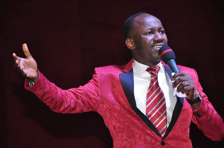 DSS has asked Apostle Suleiman to come for questioning on Monday