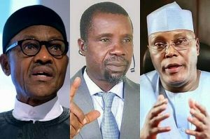 atiku buhari olagunju 300x198 - Prophet Releases 2021 Prophecies, Predicts Deaths Of Politicians, Plane Crash, Speaks On Buhari, Atiku