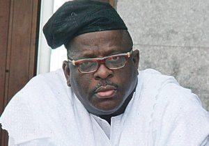buruji kashamu 3 300x210 - Video Of Nigerian Senator Dropping Bundles Of Cash On Singer Goes Viral