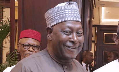 I Can Be President Of Nigeria, Babachir Lawal Boasts
