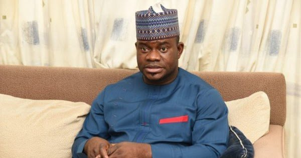 Just In: Yahaya Bello Emerges APC's Gov'ship Candidate