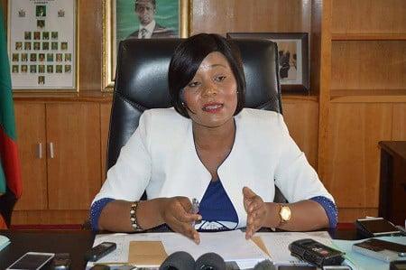 Ms Kampamba Mulenga