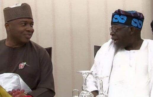 Bola Tinubu ,Bukola Saraki, Nigerian Senate, APC, Yusuph Olaniyonu
