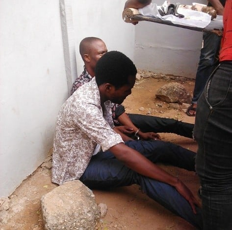 Seun Egbegbe1 1 - Man Who Kills & Dries His Victims In Oyo, Narrates How He Does It