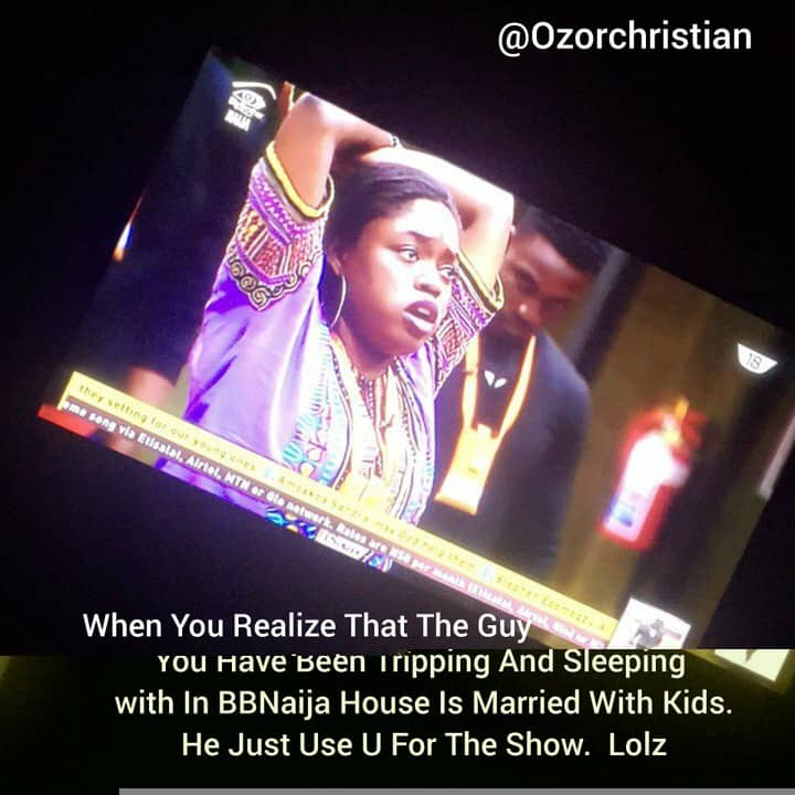 When Bisola Realizes That TTT Is Married With Kids