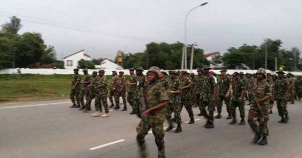 Army promises to pay allowances owed soldiers fighting Boko Haram
