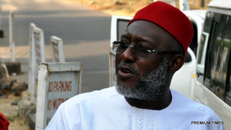 Court Denies Olisah Metuh's Request To Seek Medical Attention Abroad