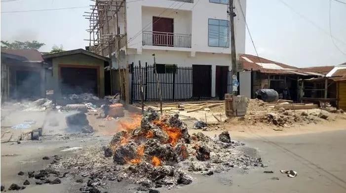 5 people killed as Hausas and Yorubas clash at ile-Ife (1)