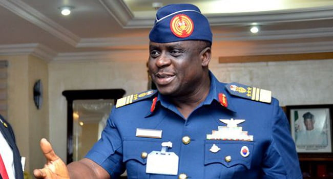 Air Marshal Adesola Amosu