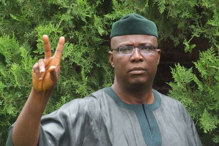 "Ojudu Pulls Out From Governorship Race, Says He Can't Be Involved In The ""Mess"""