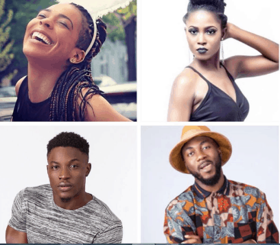 Bassey, Debbie-Rise, Tboss and Bally were up for eviction.