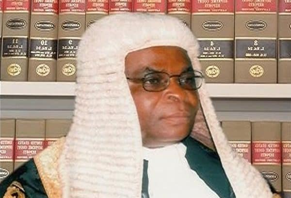 Just In: Court Restates Order Stopping CCT, Others From Prosecuting CJN Onnoghen