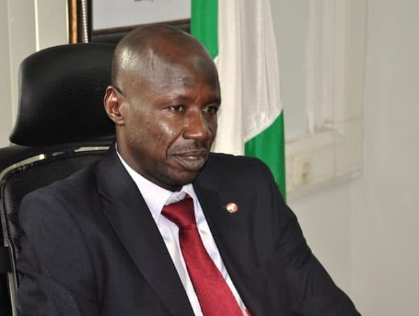 EFCC chairman to be screened by Senate today