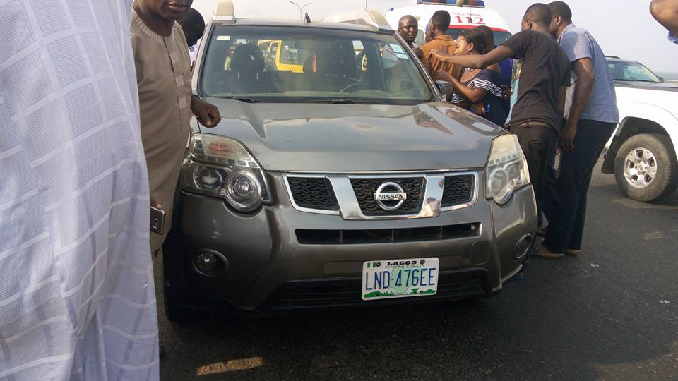 Late Orji's Car