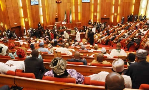 Image result for Senate adjourns plenary to January 19