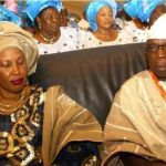 Obasanjo's wife moves to stop son's wedding after warnings from men of God