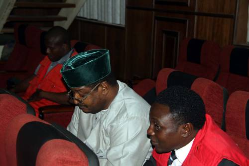 Image result for Ex-NNPC GMD, Andrew Yakubu granted bail