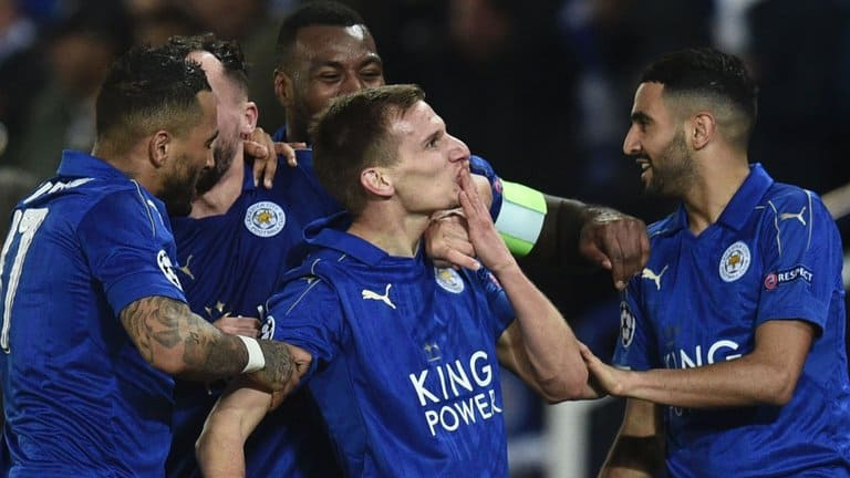 Leicester City knocks Sevilla out of Champions League